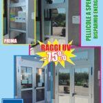 Pellicole a specchio Anti Calore, ideali per abbattere l'assorbimento di raggi UV fino al 75%.