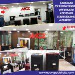 Allestimento Show Room con stampa digitale su PVC