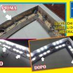 Sostituzione dei vecchi LED con moduli di ultima generazione.